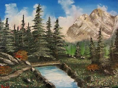 Mountain Meadow Crossing Original