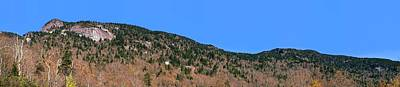 Photograph - Mountain North Of Linn Cove Viaduct by Gregory Scott