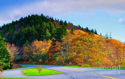 Photograph - Mountain Overlook by Scott Hervieux