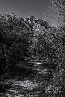 Mark Myhaver Royalty Free Images - Mountain Path 28 Royalty-Free Image by Mark Myhaver