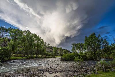 Southern Colorado Photograph - Mountain Rain by Sean Ramsey