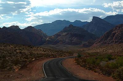 Photograph - Mountain Road by Leticia Latocki