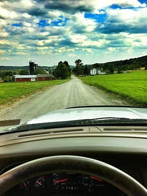 Mountain Road Original by Tom Wilkinson