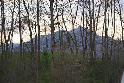 Photograph - Mountain Sunset Ten by Paula Tohline Calhoun