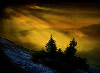 Photograph - Mountain Top by Fred LeBlanc