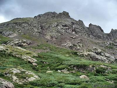 Photograph - Mountain Top by Jeff Niederstadt