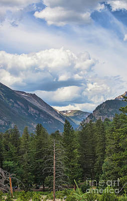 Photograph - Mountain View by Kay Pickens