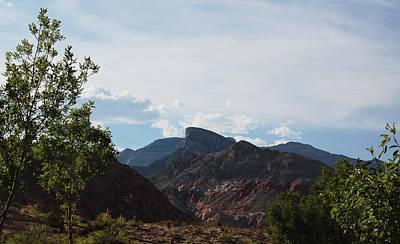 Photograph - Mountain View by Leticia Latocki