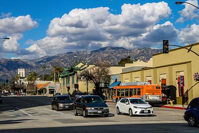 Photograph - Mountain View by Robert Hebert