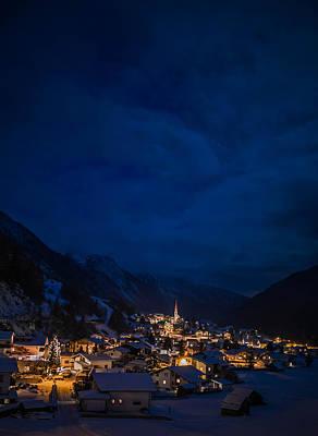Photograph - Mountain Village by Soren Egeberg