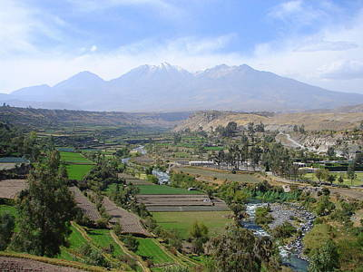 Photograph - Mountain Vista by Lew Davis