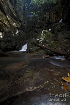 Art Print featuring the photograph Mountain Waters. by Gary Bridger