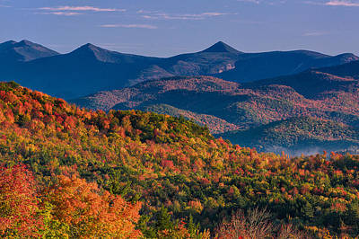 Photograph - Mountains In Color by Jeff Sinon