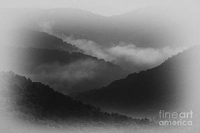 Tina Turner - Mountains in the Mist by Thomas R Fletcher