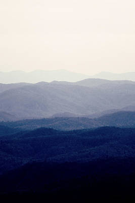 Art Print featuring the photograph Mountains by Kim Fearheiley