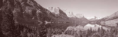 Mountains, Mountainscape, Wild Goose Art Print by Panoramic Images