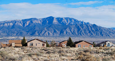 Photograph - Mountainview Living by Mark Spearman