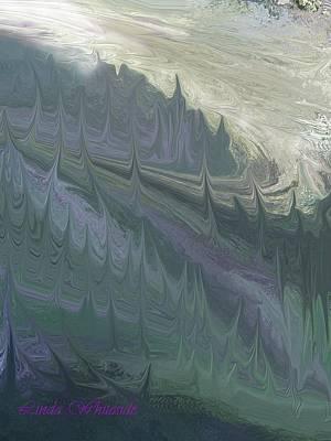 Mountian Magic Art Print