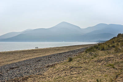 Photograph - Mourne Mountains Newcastle Co Down by Jane McIlroy
