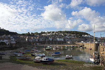 Photograph - Mousehole Harbour by Terri Waters