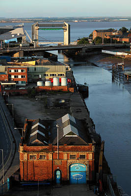 Photograph - Mouth Of The River Hull by Anthony Bean