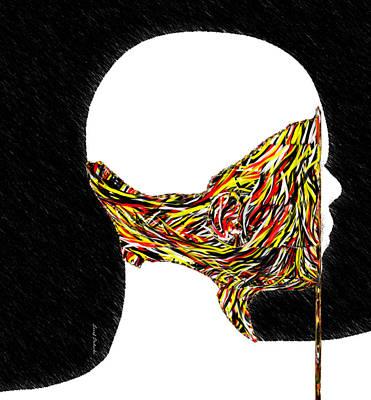 Digital Art - Movement Theory Of The Jones Sisters S 8 by Sir Josef - Social Critic -  Maha Art
