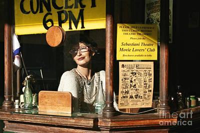 Photograph - Movie Lover's Treasure by Gabriele Pomykaj