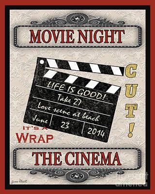 Movie Night-jp2210 Original