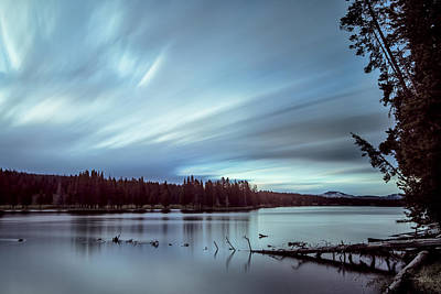 Photograph - Moving Morning by Jon Glaser
