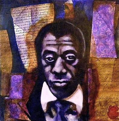 Mr. Baldwin Original by Bryan Tilford