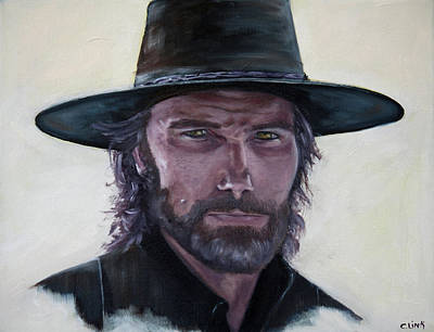 Painting - Mr. Bohannon  by Catherine Link