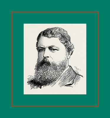 Mr. Charles Mossop Chelsea, London, Uk, Britain Art Print by English School