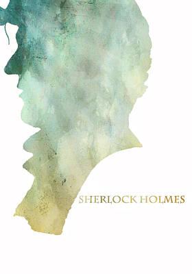 Mr. Holmes Art Print by Georgia Fowler