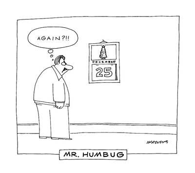 'mr. Humbug' Art Print