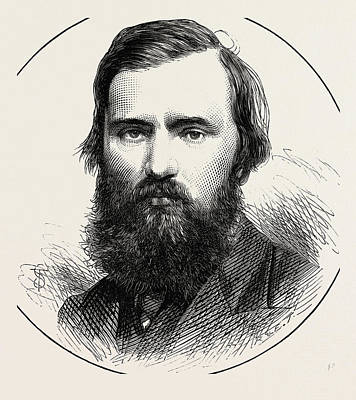 Mr. J. Cowen, M.p Art Print by English School