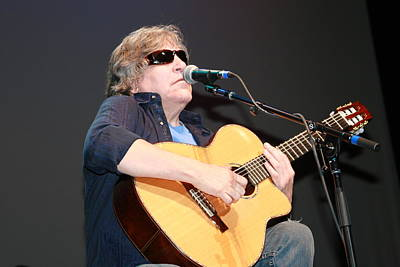 Photograph - Mr. Jose Feliciano by Paul SEQUENCE Ferguson             sequence dot net