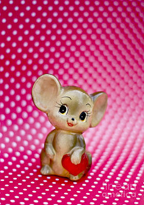 Photograph - Mr. Mouse by Valerie Fuqua