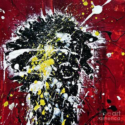 Mr. Nobody Art Print by Ismeta Gruenwald
