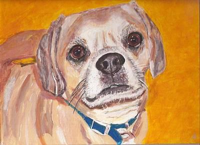 Painting - Mr. Rudi by Arthur Rice