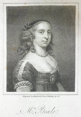 Painter Photograph - Mrs. Beale by British Library