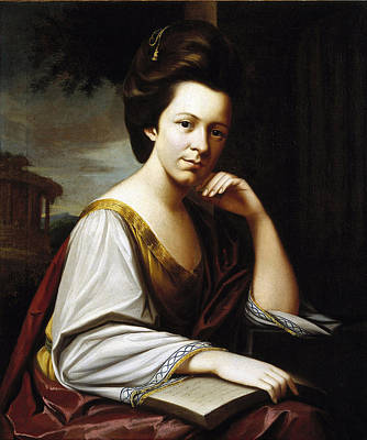 Middleton Painting - Mrs Charles Cotesworth Pinckney. Sarah Middleton by Henry Benbridge