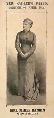 Miscellaneous Photograph - Mrs. Mckee Rankin by British Library