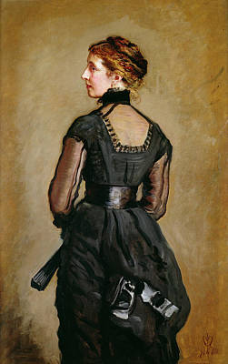 Dickens Painting - Mrs Perugini, Charles Dickens Second by Sir John Everett Millais