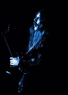 Photograph - Mrush #12 In Blue by Ben Upham