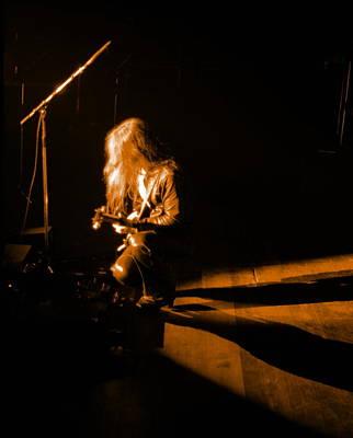 Photograph - Mrush #23 In Amber by Ben Upham