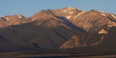 Photograph - Mt. Antero by Aaron Spong