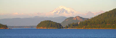 Photograph - Mt Baker by Brian Harig