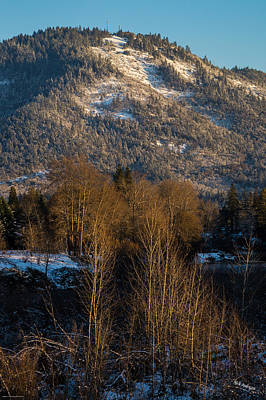 Photograph - Mt Baldy Near Grants Pass by Mick Anderson