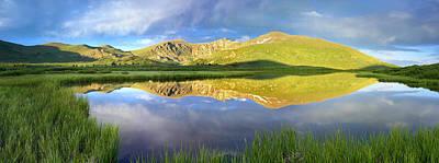 Bierstadt Photograph - Mt Bierstadt From Guanella Pass Colorado by Tim Fitzharris