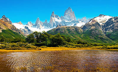 Photograph - Patagonia by JR Photography